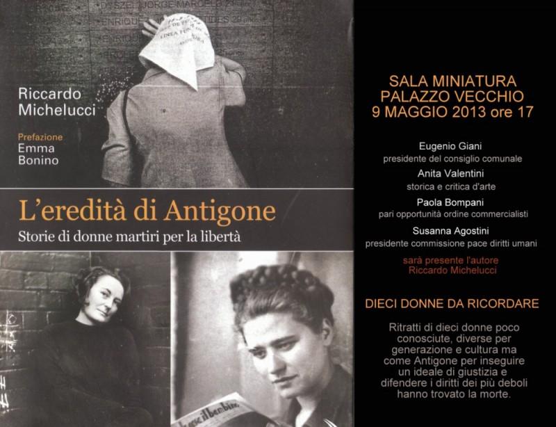 Antigone Palazzo Vecchio