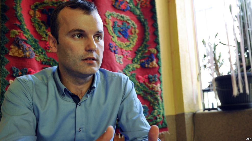 Nella foto: Mladen Grujicic